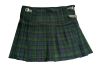 Black Watch Tartan, Hand made, 8 yards on material, 70% wool 30% synthetic wool,