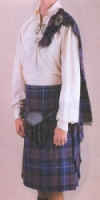 Fly Plaids with either Purled or Straight Fringes available in different Tartans