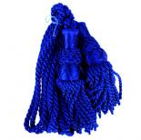 Blue Bagpipe Cords