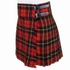 GPC-1069/W.  Wallace Tartan Ladies Kilt. 100 % wool,